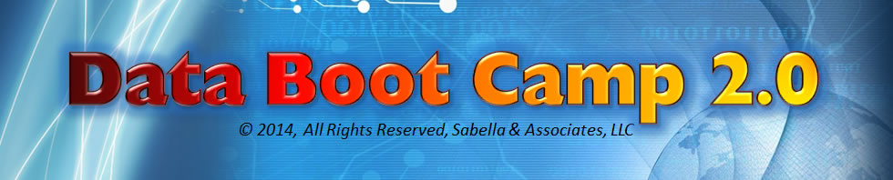Data Boot Camp 2.0